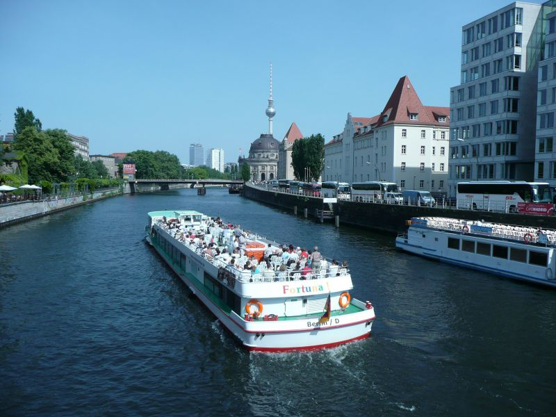Free Berlin River Cruise