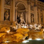 Holiday, Urlaubsziel, Bucketlist, , Trevi Brunnen
