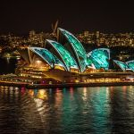 Urlaub, Bucketlist, Worldmap, Sydney
