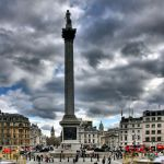 Urlaub, Bucketlist, Worldmap, Trafalgar Square