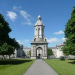 Urlaub, Tour, Inspiration, Trinity College