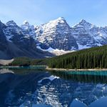 Urlaub, Bucketlist, Inspiration, Moraine Lake