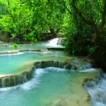 Urlaub, ThingToDo, Inspiration, Kuang Si Wasserfall
