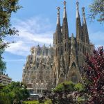 Urlaub, ThingToDo, Inspiration, Sagrada Familiazzzkzzz Spanien